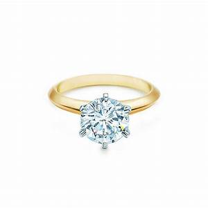 Tiffany Ring Verlobung : the tiffany setting engagement ring in 18k yellow gold if i do in 2019 tiffany engagement ~ A.2002-acura-tl-radio.info Haus und Dekorationen
