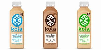 Koia Protein Drinks Plant Brand Based Beverage