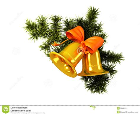 christmas bells royalty free stock images image 5848229