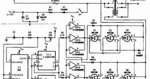 Electrinic And Circuit  Simple 250w Inverter Circuit Diagram