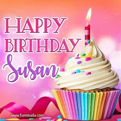 Birthday Happy Funimada Cupcakes Colleen Susan Gifs