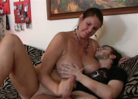 Comely Old Miss Handjob