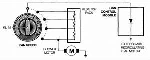 Where Is The Blower Motor Resistor Located On A 1997 Bmw Z3