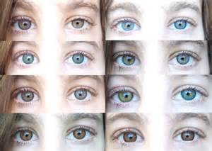 Colored Contact Lenses Color