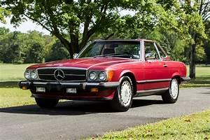 Mercedes 560 Sl : 1989 mercedes benz 560 sl 560sl ~ Melissatoandfro.com Idées de Décoration