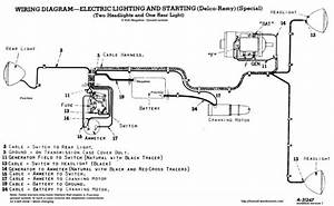 International Cub Tractor Headlight Wiring Diagram