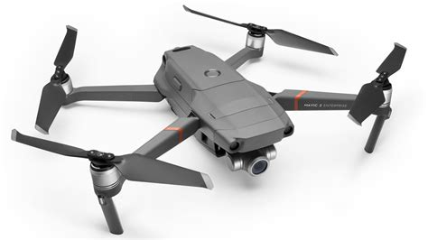 dji mavic  enterprise drone rush