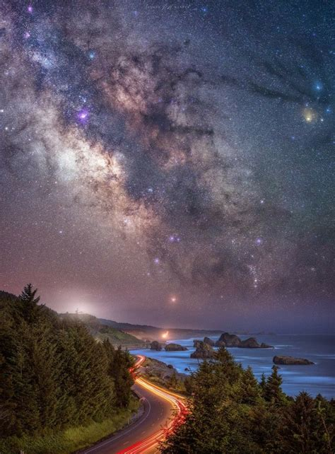 Stars The Sky Look How They Shine For You Milky Way