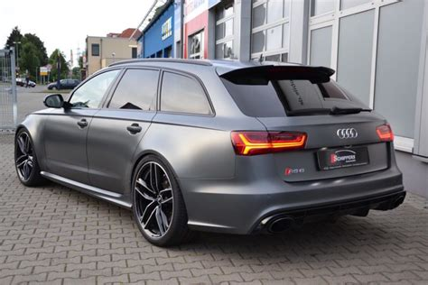 audi rs avant  tfsi performance daytona matt  estate