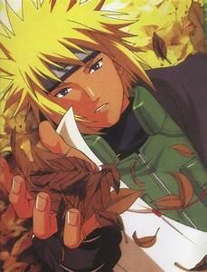 Fourth Hokage (Character) - Comic Vine  Minato