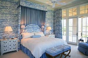 Country French Estate - Traditional - Bedroom - other ...