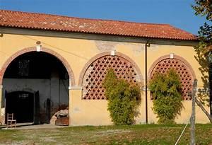 Annesso Rustico Di Una Casa Di Campagna Nella Provincia Di Padova In Veneto  Italia  Immagine