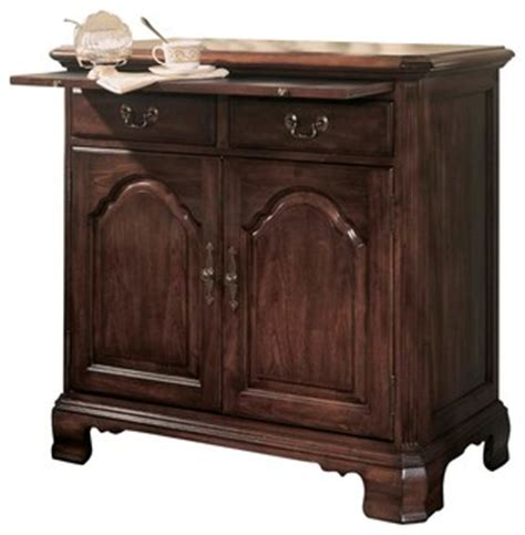 American Drew Sideboard by American Drew Cherry Grove Server In Antique Cherry