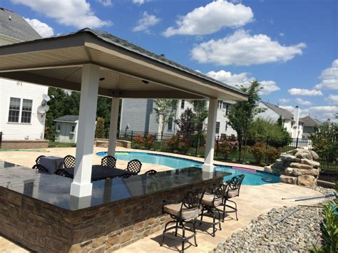 cabana builders and installation service in new and
