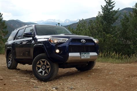 2017 Toyota 4runner Trd Off Road Trail Review Archaic In