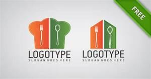 Restaurant Shapes Logo Template - Free Logo Design Templates