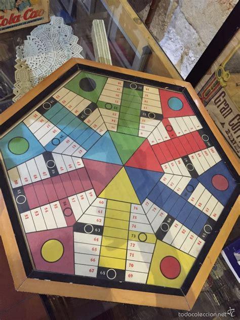 Parchis, juego parchis gratis, si te gusta el parchís con este juego podrás echar una partidita aunque te encuentres solo en casa. parchis antiguo para seis jugadores - Comprar en todocoleccion - 55351018