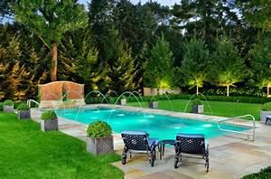 deco jardin autour d39une piscine a la mode With deco autour d une piscine