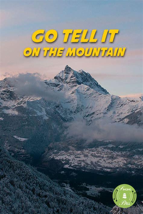 mountain  christmas carols