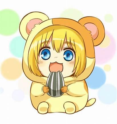 Armin Kawaii Aot Chibi Anime Kyojin Shingeki