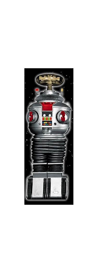 Robot Lost Space Danger Robinson Perdidos El