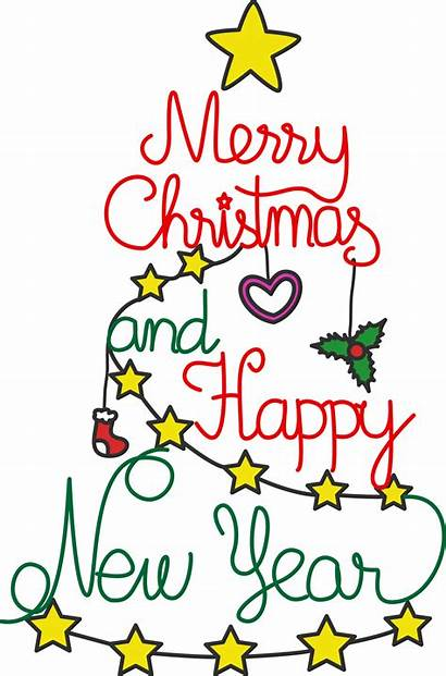 Merry Christmas Clipart Happy Celebration Clip Cliparts