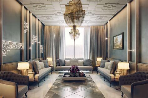 creative design ideas  living room  luxury
