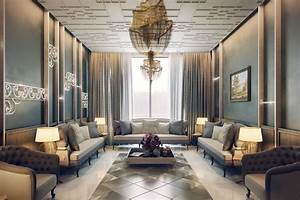 Creative Design Ideas For Living Room With Luxury And ...