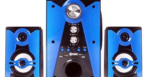 harga speaker aktif gmc 888j terbaru