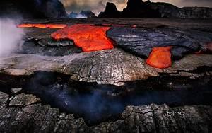 Hawaii Volcano Wallpaper