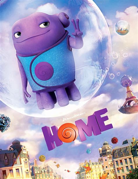 Movie Review Home  A Cute, Colorful Children's Movie