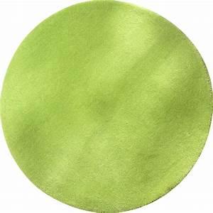 Tapis Rond Design : tapis vert rond vert mm leroy merlin ~ Teatrodelosmanantiales.com Idées de Décoration