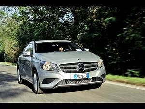 Classe A 180 Cdi : mercedes classe a 180 cdi blueefficiency executive test prova su strada youtube ~ Gottalentnigeria.com Avis de Voitures