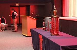 Fall sports awards recognizes student-athletes – tjTODAY