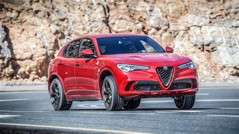 Alfa Romeo Stelvio Quadrifoglio Review A Baby Ferrari
