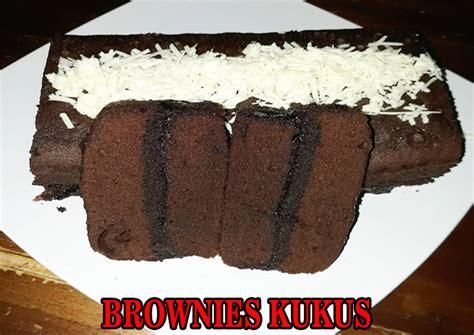 Resep brownies panggang keto lembut dan enak tanpa tepung (flourless) ini saya adaptasi dari headbanger's kitchen.detail bahan beserta cara pembuatan bisa. Resep Resep Brownies Kukus Coklat Lembut oleh ramaditia17 - Cookpad
