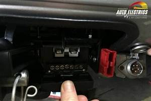 Jeep Grand Cherokee Towing Setup