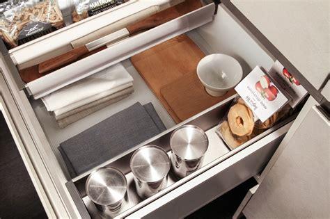 divisori cassetti cucina accessori cucina personalizzare i propri spazi con snaidero
