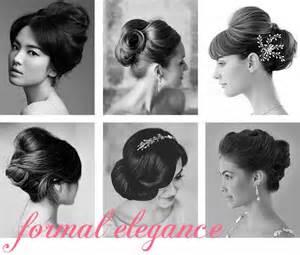 60s Wedding Updo Hairstyles