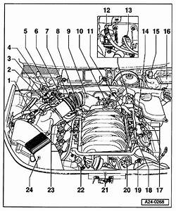 2012 Audi A6 Engine Diagram