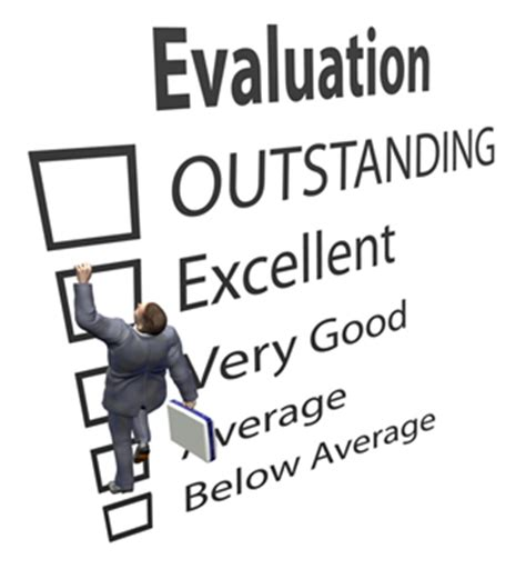 Annual Evaluations