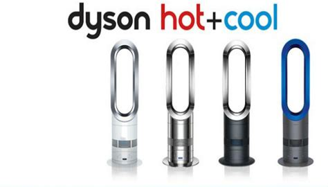 how does dyson fan cool dyson cool fan am05 temperature changing