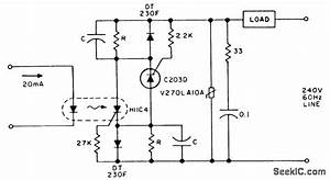 Latching Ac Solid State Relay - Relay Control