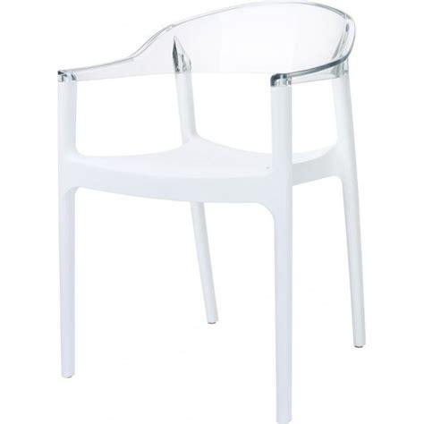 chaise medaillon transparente chaise medaillon polycarbonate pas cher chaise idées