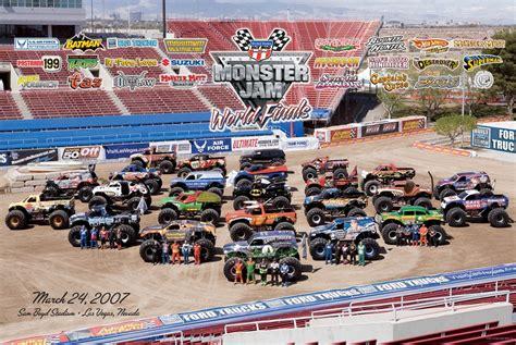 monster jam truck list monster jam world finals 8 monster trucks wiki fandom