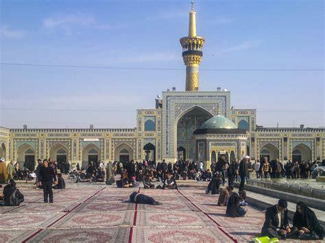Mashhad Imam Reza Shrine