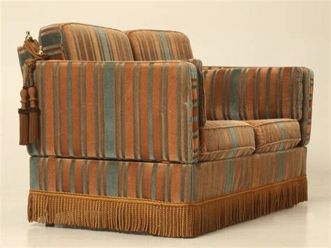 Knole Settee For Sale by Knole Style Settee For Sale At 1stdibs
