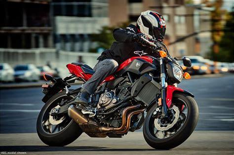 2017 Fz-07 Yamaha Sports Bike Review Price