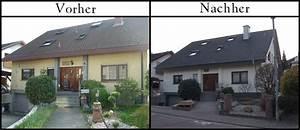 Altes Haus Sanieren Vorher Nachher : fassadend mmung gipser und stuckarbeiten ~ Lizthompson.info Haus und Dekorationen