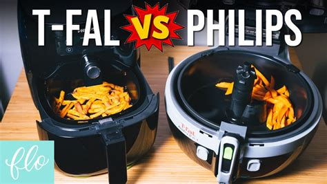 actifry fal philips airfryer vs